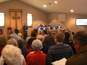 Sunday Worship - Choir